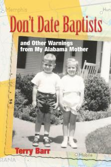 "The front cover for ""Don't Date Baptists"""