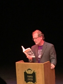 Reading from Ch. 6 of my new book