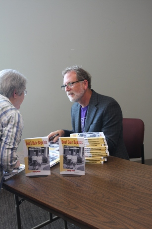 Book signing at Bessemer