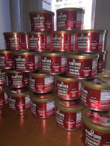 Small cans of Rumford's baking powder available!